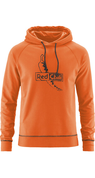 Red Chili Tecu sweater Heren oranje
